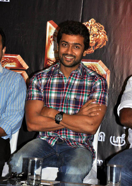Singam Movie Press meet Stills 6