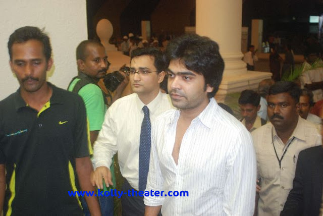 Simbu and Shriya @ Hiranandani Palace Gardens stills 5
