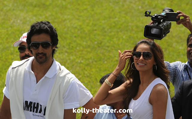 Bollywoord actors at IIFA srilanka stills