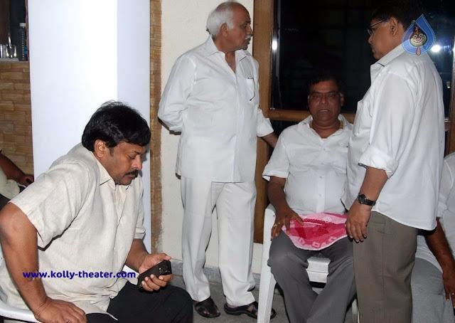Kota Srinivasa Rao's son dies in accident