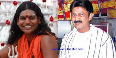 Ramesh Aravind plays Nithyanand in Samayananda Kannada movie