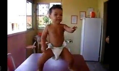 Samba Dancing baby