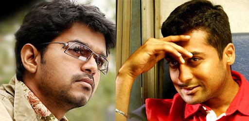 Vijay and Surya joins CM in Vamsam audio release
