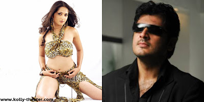 Ajith's heroine Anushkha for his 50th Film