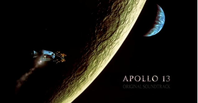apollo 13 around moon - photo #7