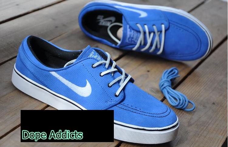 346223afc10c Dope Addicts - Streetwear  NIKE SB ZOOM STEFAN JANOSKI - PACIFIC ...