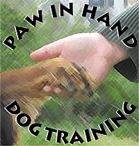 Paw In Hand Dog Training