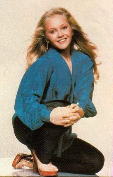 Total Celebrity Charlene Tilton Feet
