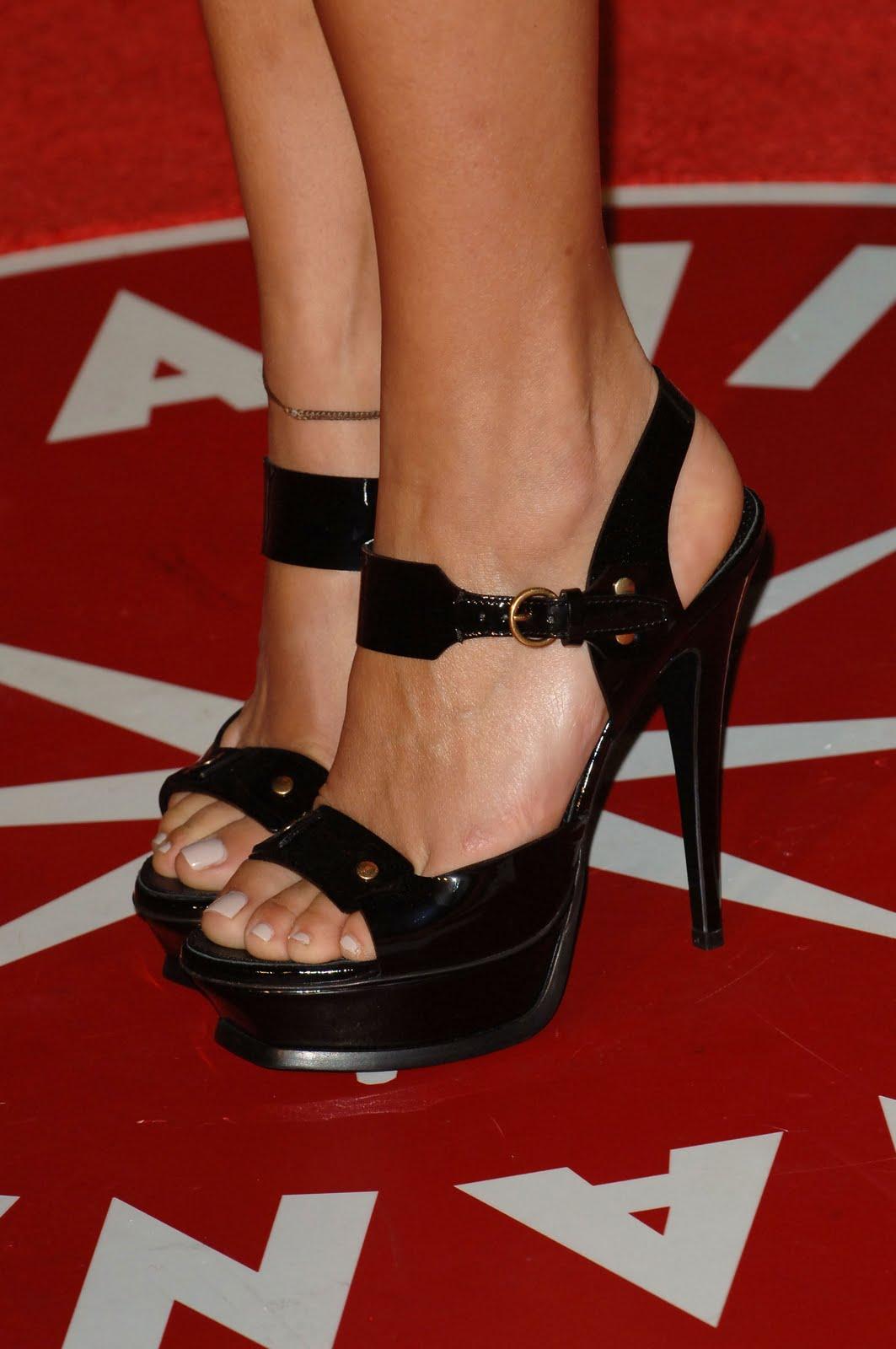 Nichols feet rachel Rachel Nichols