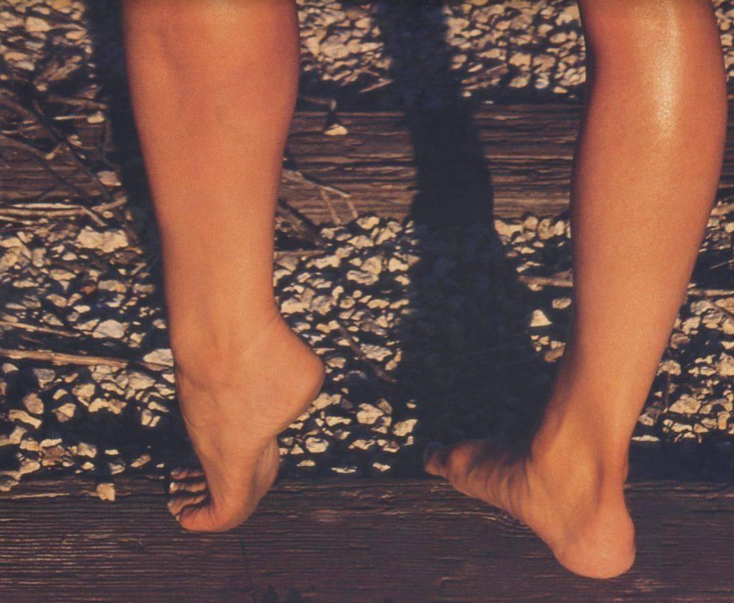 trish stratus feet