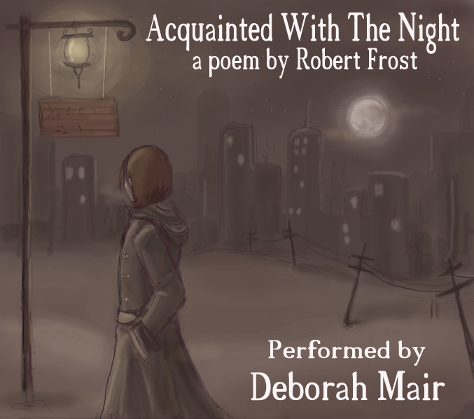 Robert frost acquainted night analysis