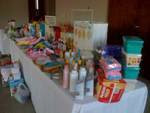 Thorington Road Baptist Ladies Host Layette Baby Shower