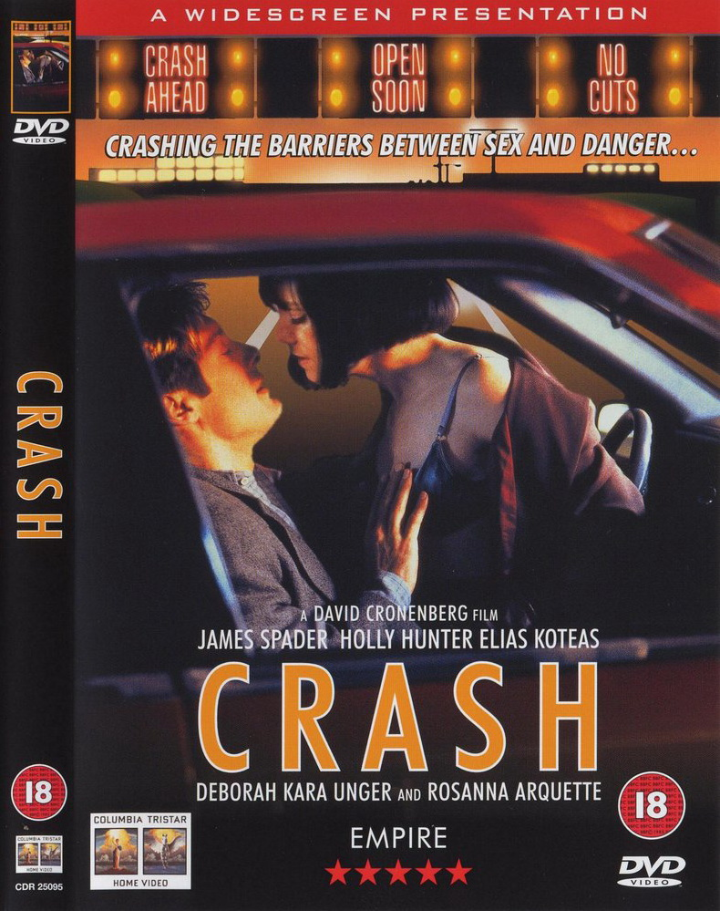 [898] Crítica : Crash (de David Cronenberg )