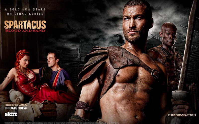 Spartacus (Blood and Sand)  [ La Serie ]
