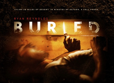 [953] Crítica : Buried (Enterrado) [Rodrigo Cortés guión Chris Sparling]
