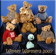 Winter Warmers Collection Nov 2007