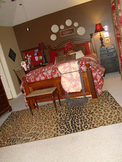 Just Simply Southern Decorating With Leopard