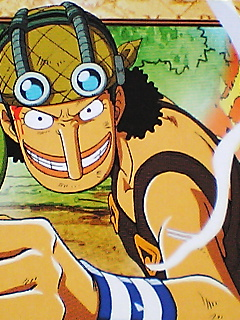 Frasi Belle One Piece.Citazioni Usop