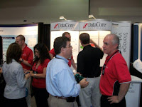 Microsoft Worldwide Partner Conference : Check out the DataCore Booth ; Is that Steve Ballmer?