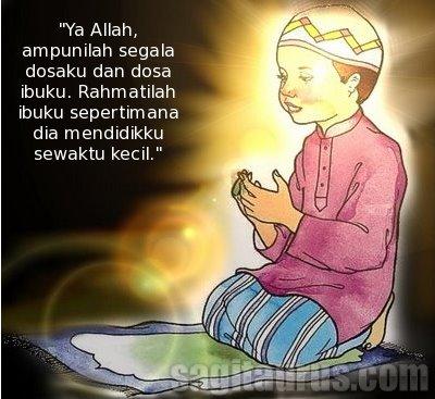 doa untuk ibu sikap seorang muslim