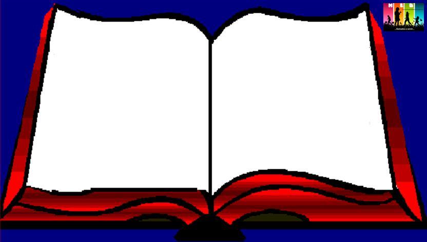 Biblia Abierta Con Paloma Dibujo