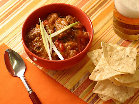 Slow Cooker Chili Recipe Courtesy Alton Brown And Foodnetwork Com Matt S Everything Blog