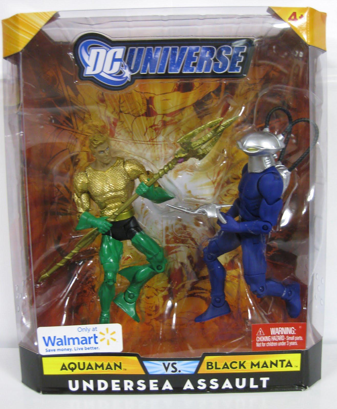 DC Universe Toys Walmart