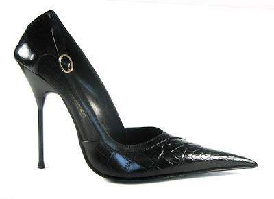 Black patent RoSa High Heels | Heels, High heels, Stiletto