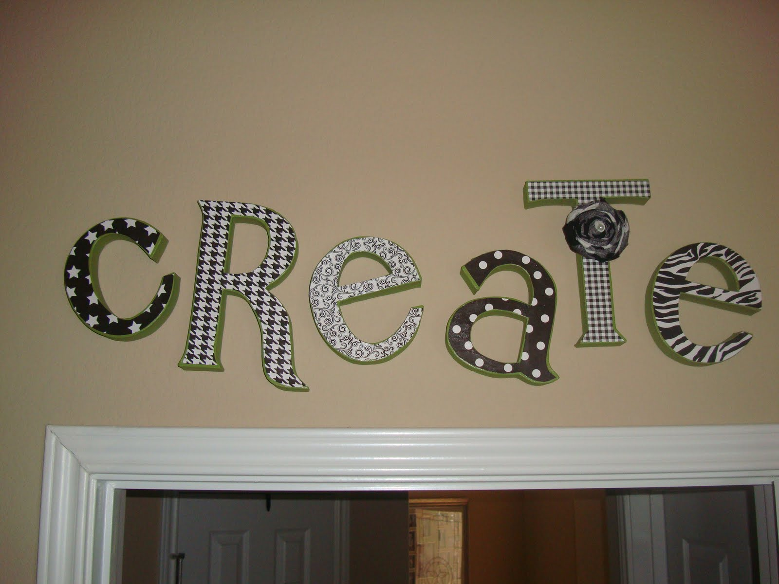 Where To Buy Large Paper Mache Letters