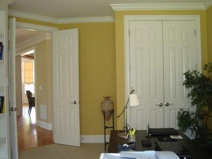 Restoration Hardware Butter Paint Color