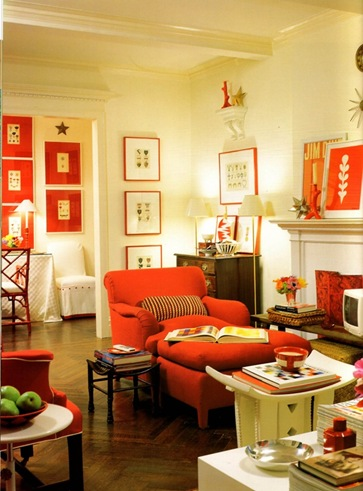 Cool Red Wall Colors Contemporary - Wall Art Design - leftofcentrist.com