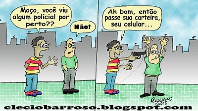 O ladrão e o moço (cartoon)