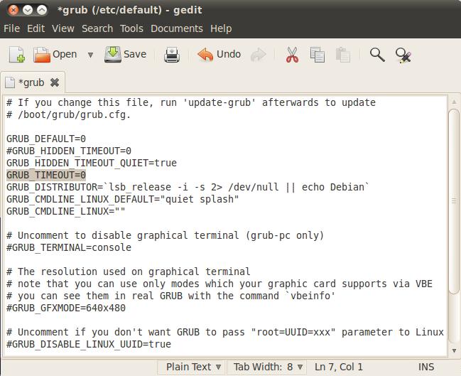Use the Windows Bootloader to dual-boot Windows Vista and Ubuntu