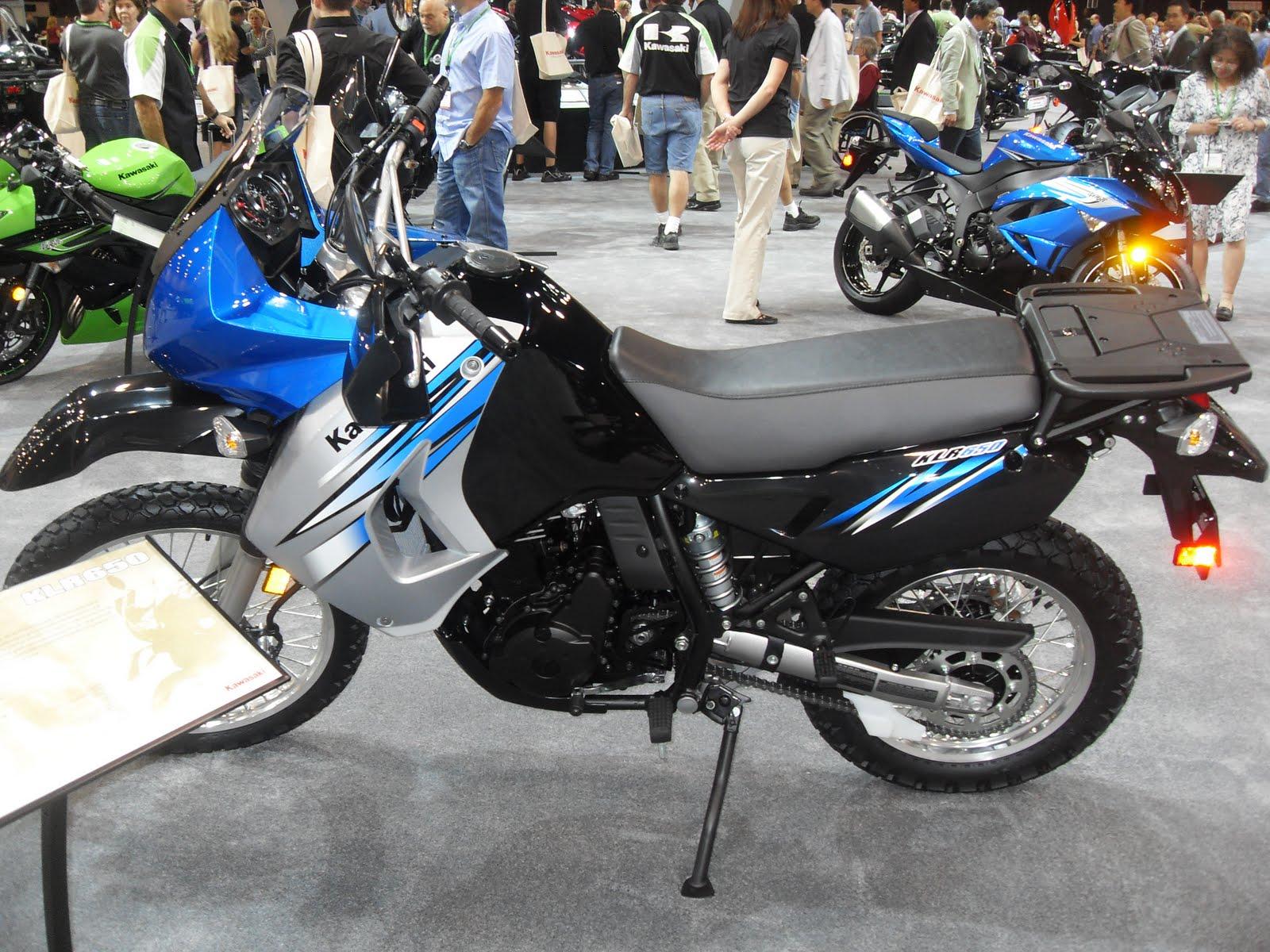Centro Mondial Kawasaki: FOTOS EXCLUSIVAS KAWASAKI KLR 650