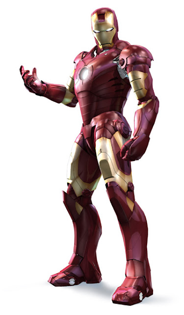 Iron Man - Armadura Mark III