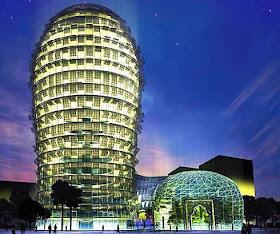 Arch Bangunan Unik