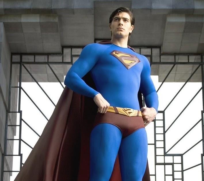 brandon routh superman - 709×630