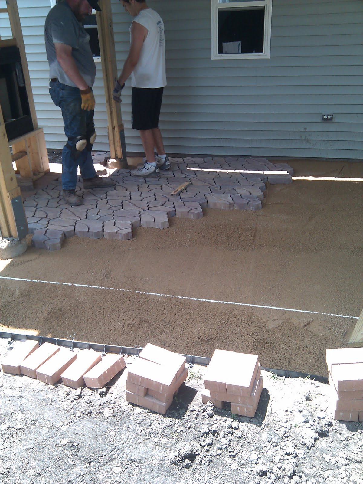 Menards Patio Pavers