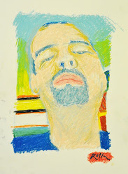 Self Portrait - Pastel Drawing