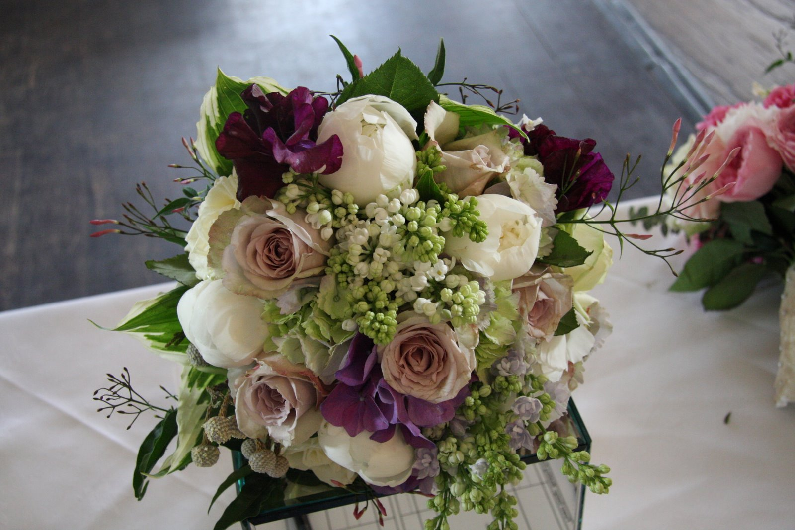 The Flower Magician: English Vintage Wedding Bouquets