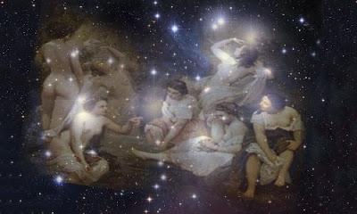 Pleyades mitológicas