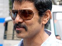 Vikram plays an investigative cop in Bhoopathy Pandians Direction