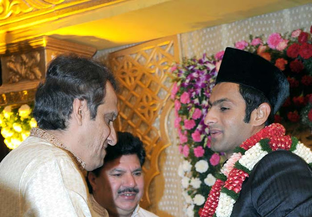 Shoaib Malik Weds Sania Mirza Still
