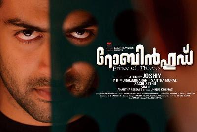 Robinhood as Naan Ninaithadhai Mudippavan in Tamil