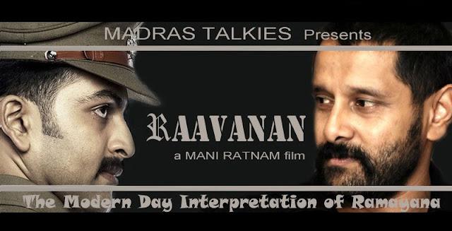 Watch Making of Raavanan