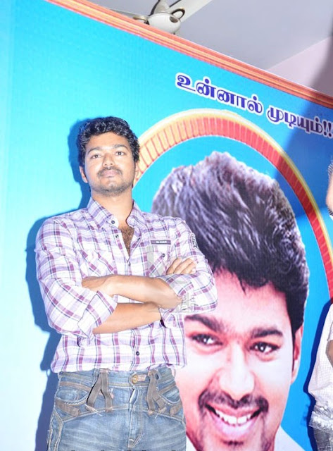 Vijay 36th Birthday Celebration Still-1