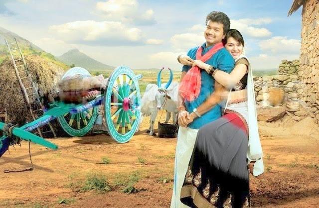 Velayutham Movie Still-3