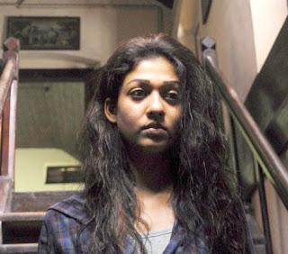 Nayanthara with Mamooty in Mathilukalkkappruam