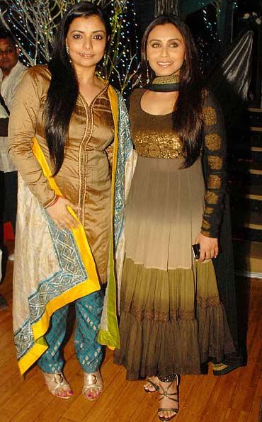 Rani Mukerjee-Prakash Raj Pony Verma Wedding Reception Stills