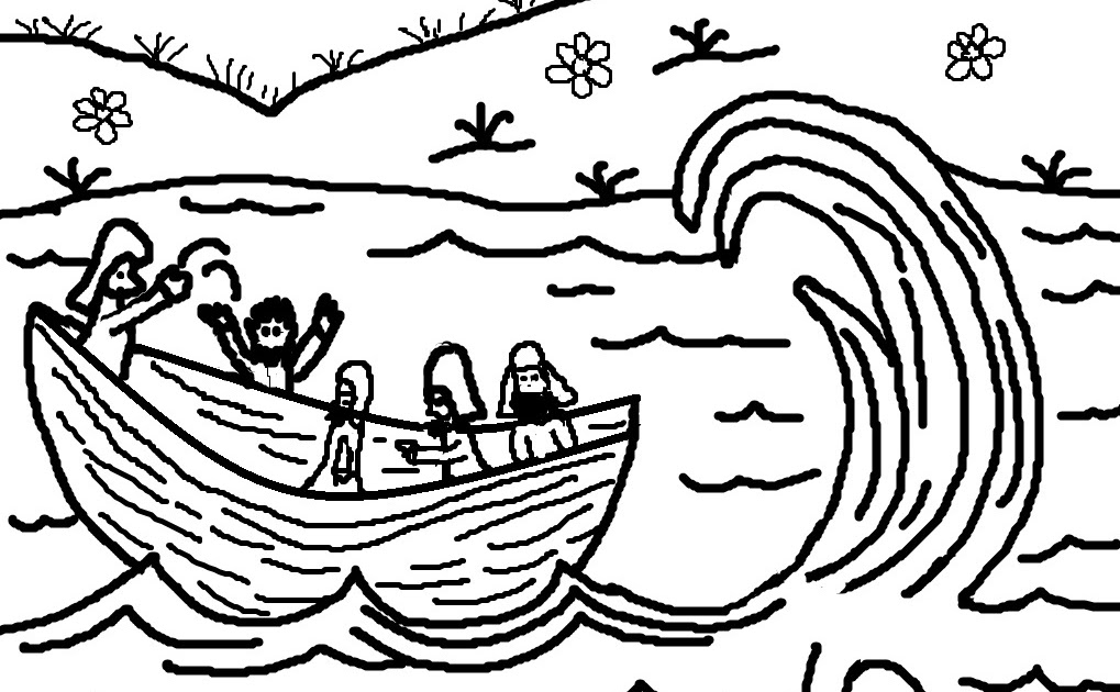 Church House Collection Blog: Jonah and The Whale Coloring